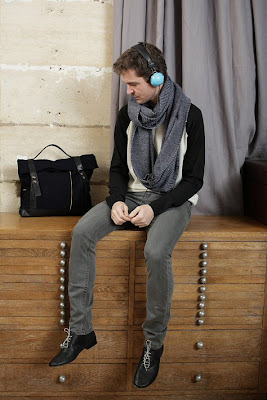 Jeans homme, cartable homme