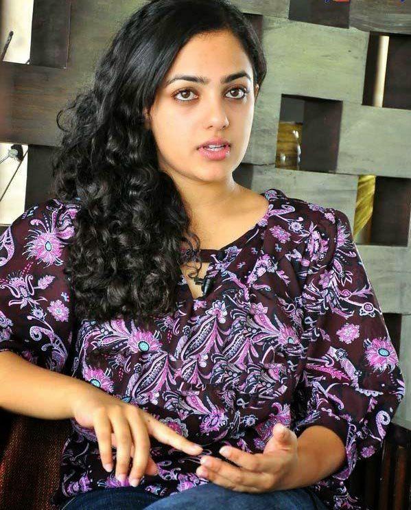 Sexy look Nithya Menon