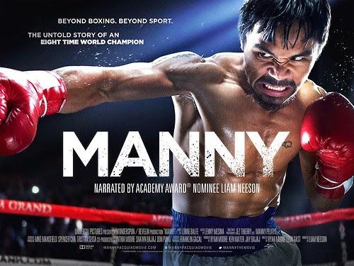 Info review Sinopsis film Manny (2015) Bioskop