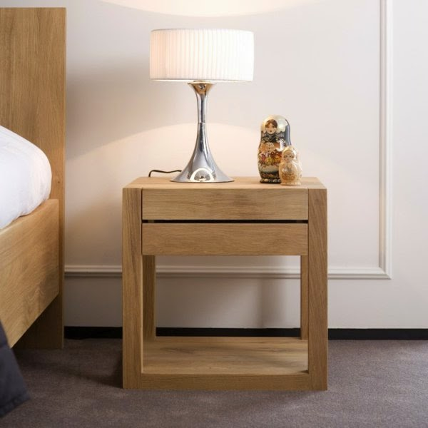 Contemporary bedside tables tips and designs - Bedside tables small spaces decor ...