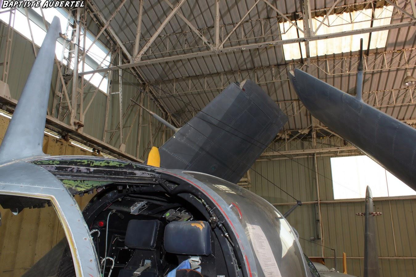 Musée Clément Ader EALC Corbas avions