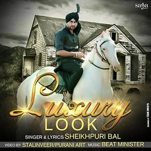 Luxury Look - Sheikhpuri Bal