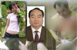 Lei Zhengfu sex scandal