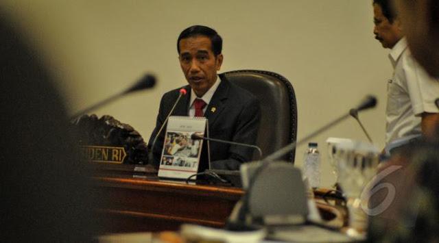 Jokowi Kesal Pada Para Mentri Kabinet, Begini Ungkapannya