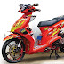 Modifikasi Honda Wonder 2014