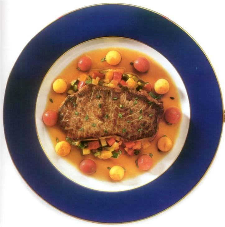 Gastronomia0041 montaje de platos for Tipos de platos