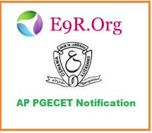 PGECET 2014 Admit Card, Syllabus, Exam Dates
