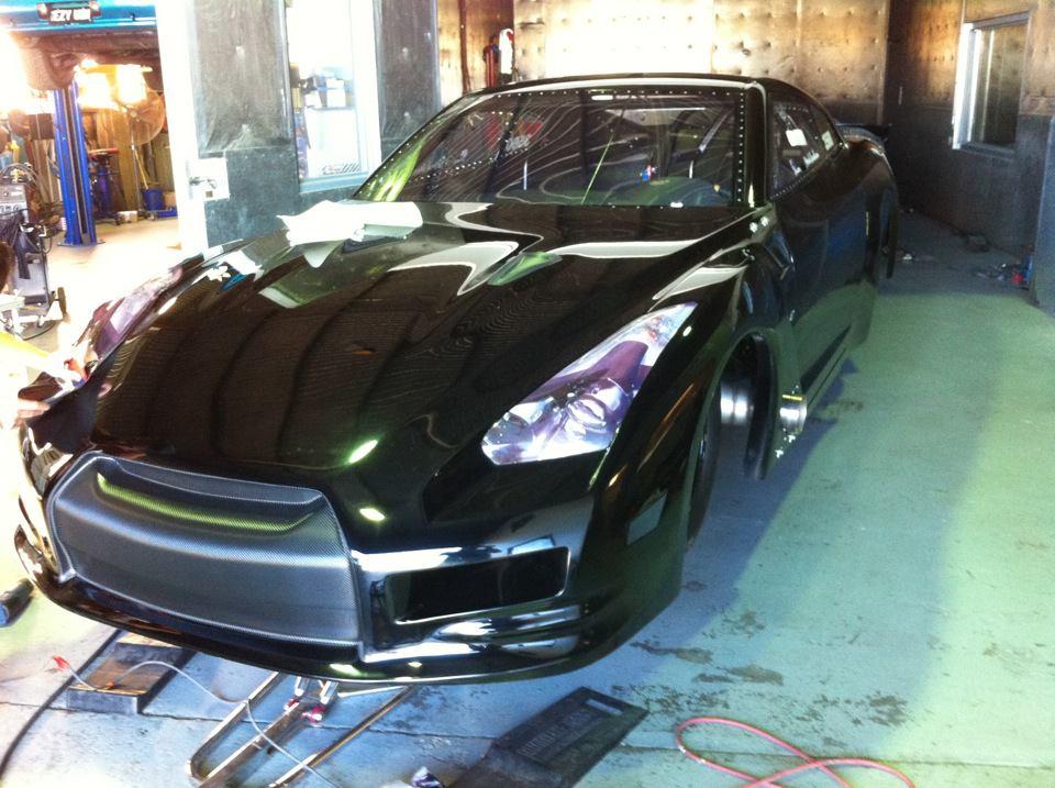 Nissan Skyline GT-R s in the USA Blog: 6.84@204 MPH R35 GT-R Drag ...