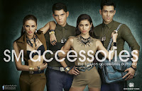 The Supreme Four: Georgina Wilson, Richard Gutierrez, Anne Curtis and Xian Lim