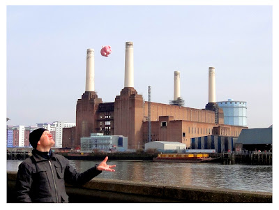 Battersea flying pig, Pink Floyds' Animals