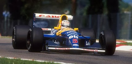 Formula 1 1992 Nigel Mansell/ Williams