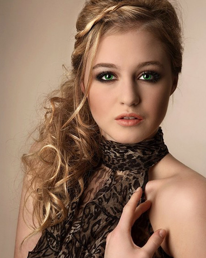 Cool Celebrity Fashionable Women Hairstyles 2011