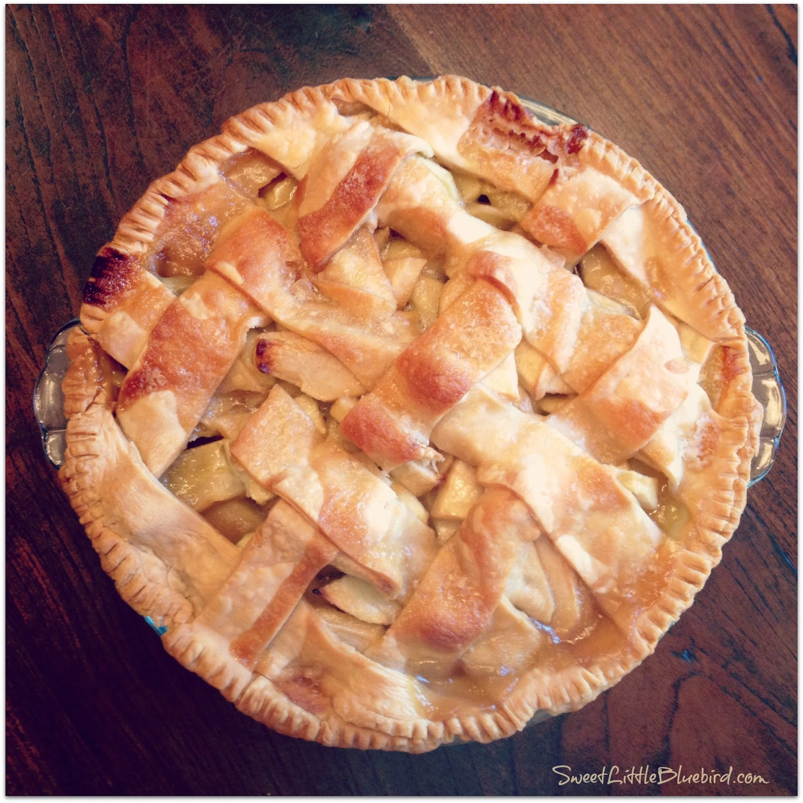 Grandma Ople's Apple Pie Recipe — Dishmaps
