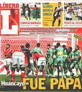 Huancayo fue Papá