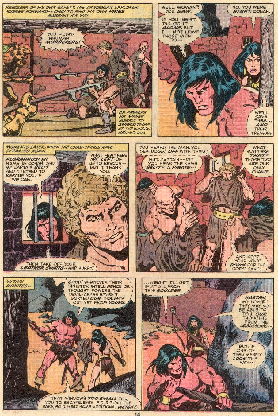 Conan the Barbarian (1970) Issue #99 #111 - English 10