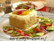 Volské oká na cviklovej zemiakovej kaši - recept