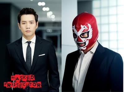 Biodata Pemeran Drama Masked Prosecutor