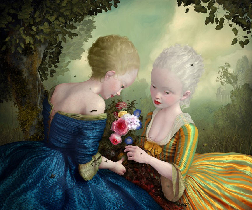 ray caesar painting