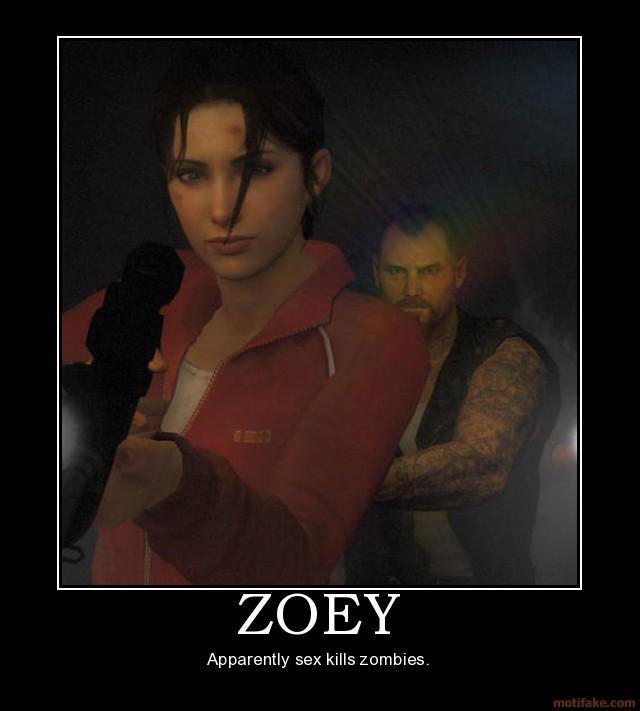 Left 4 Dead Zoey Naked