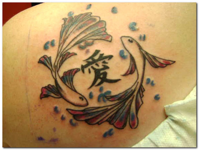 Pisces Tattoos