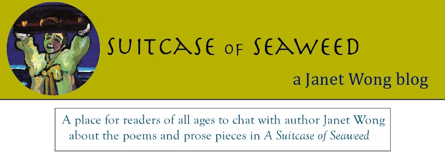 A Suitcase of Seaweed