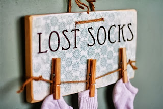 Lost Socks Board