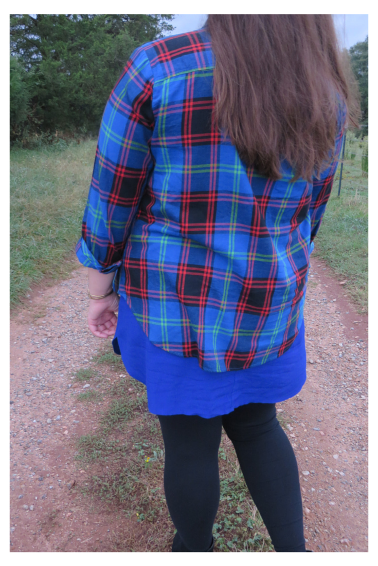 tunic and booties for fall :: www.hayesdays.com