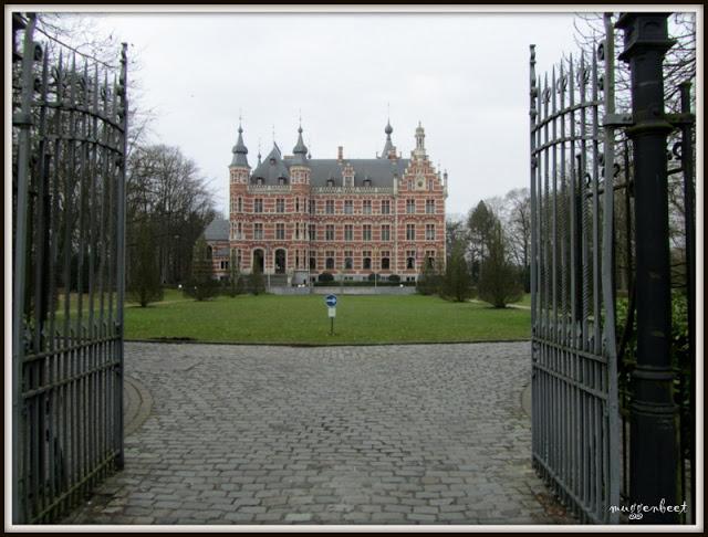 kasteel Jeanne de Merode