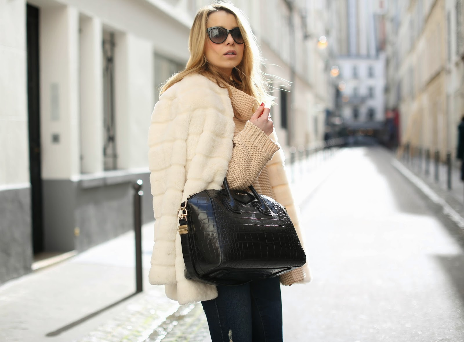 casual, zara, chloé, ripped jeans, givenchy, streetstyle, fashion blogger