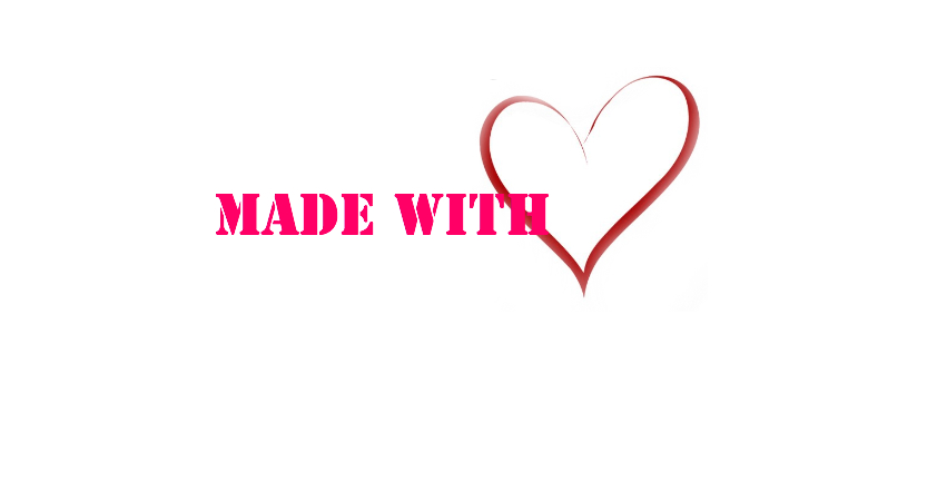 Made with ♥