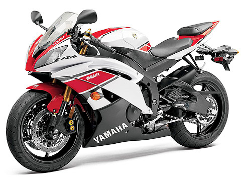2012 YAMAHA YZF R6 WorldGP 50th Anniversary Edition