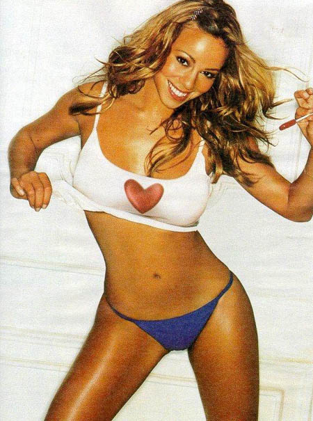 ... finished an investigation of MARIAH CAREY . . . and she's in the clear.