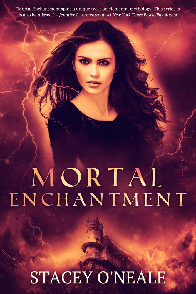Mortal Enchantment Giveaway Ends 5/13
