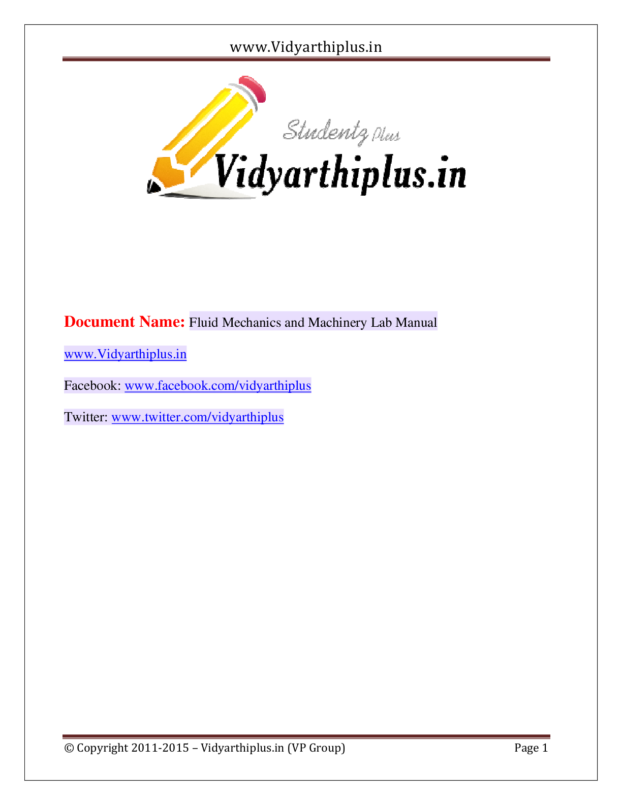 fluid mechanics and machinery lab manual vidyarthiplus v blog rh vidyarthiplus in fluid mechanics lab manual for civil engineering pdf fluid mechanics lab manual by shah alam