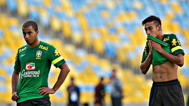 Thiago Alcantara Eric Abidal Rafinha Alcantara Neymar Oscar Renato