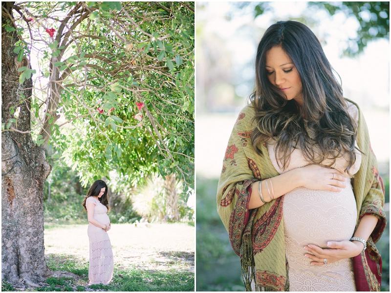 palm beach florida maternity photography