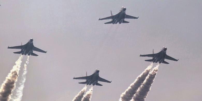Rupiah Melemah, Rencana Beli 10 Pesawat Tempur Bisa Berubah Jadi 9
