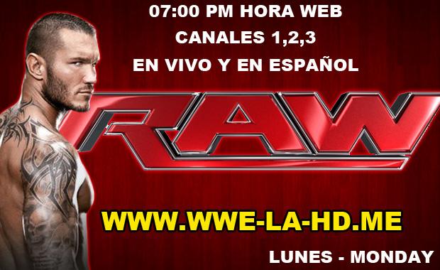 Ver WWE Raw 2 De Septiembre 2013 En Vivo y En Español Online Gratis