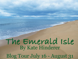 {Book Review} Emerald Isle by Kate Hinderer