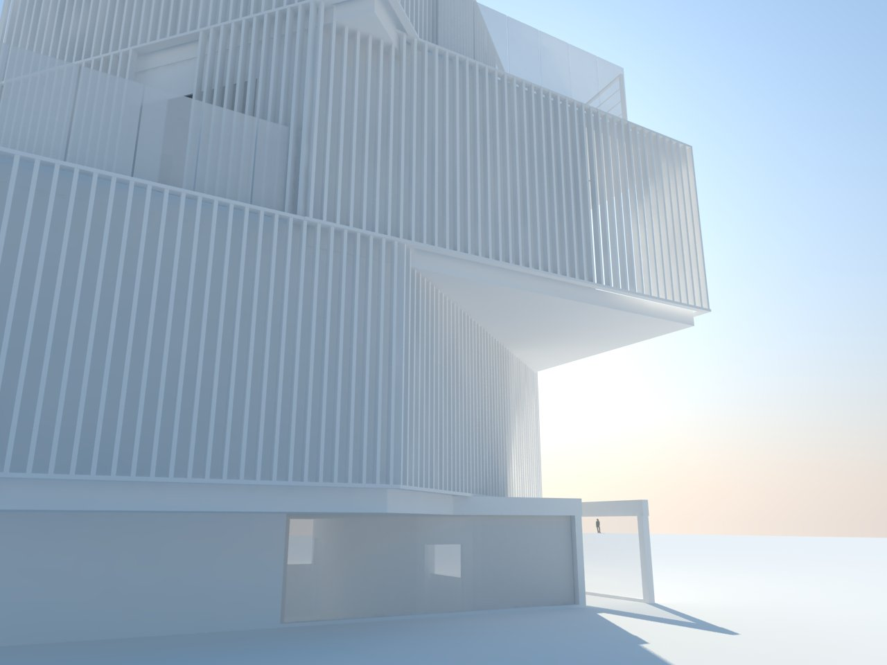 Sk studio hostel project paseo mar timo el palo cl quitapenas 115 - Ets arquitectura malaga ...