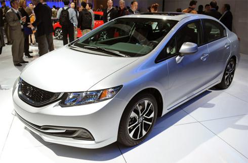 Honda Civic 2013,Thông tin và giá xe Honda Civic 2013