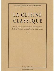 Breve historia de los libros de cocina for La cuisine classique