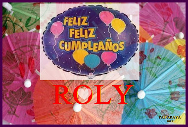 HAPPY BIRTHDAY TO YOU ROLY