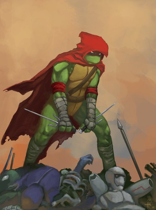Raphael por Jie