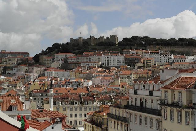 Bairro Alto Lisbon Portugal