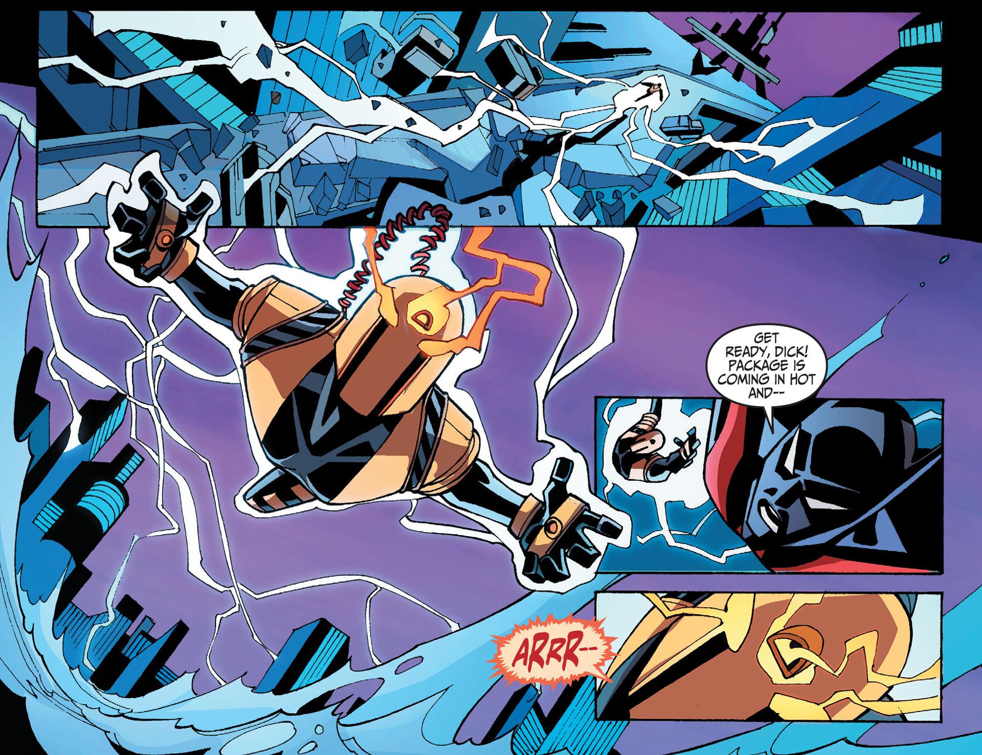 Batman Beyond 2.0 #8 #33 - English 10