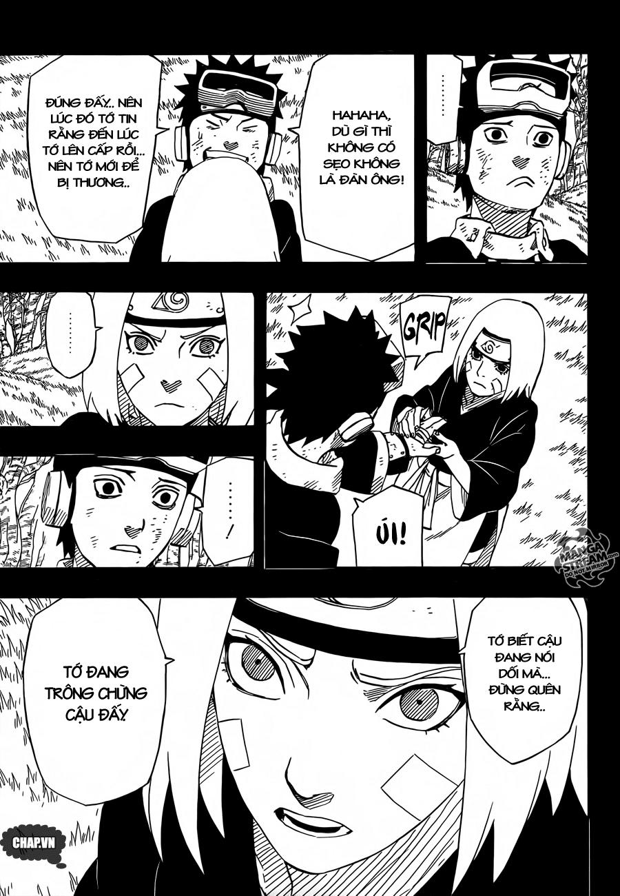 Naruto chap 653 Trang 11 - Mangak.info