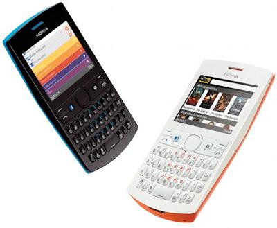 Nokia Asha 205: 0.3 megapixels VGA
