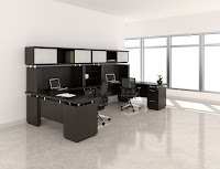 Mayline Sterling Series Office Furniture