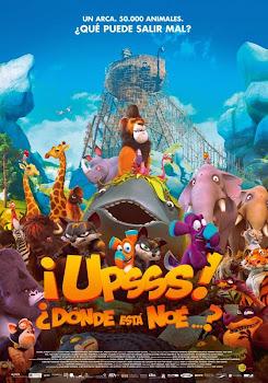 Ver Película ¡Upsss! ¿Dónde está Noé…? (Ooops! Noah is Gone…) Online Gratis (2015)